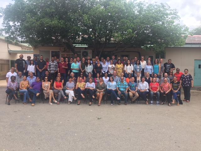 Maestronan di Colegio Arubano 2018 - 2019