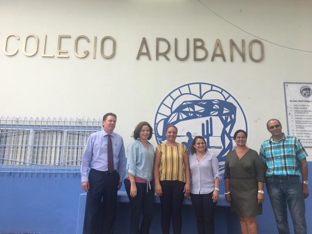 Rectoraat y Bestuur di Colegio 2018 - 2019